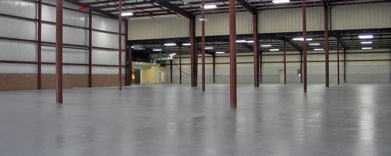 Industrial Epoxy Flooring Green Bay