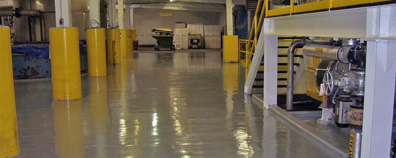 Epoxy Coating Green Bay