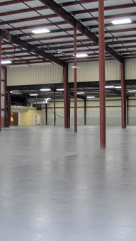 Durable Industrial Epoxy Flooring